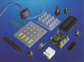 High Volume Components